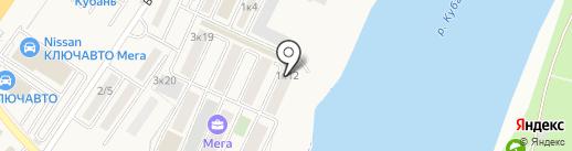 СтройТорг на карте Новой Адыгеи