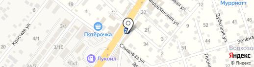 KAZANOV.A. на карте Перекатного