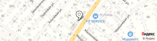Магазин штор на карте Перекатного