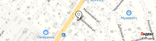 Azaru.ru на карте Перекатного