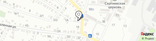 Феникс на карте Яблоновского