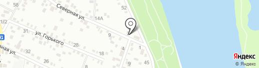 Полиарк-Краснодар на карте Яблоновского