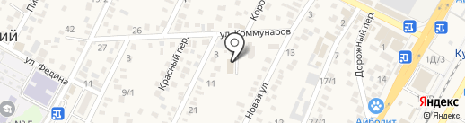 Участковый пункт полиции на карте Яблоновского