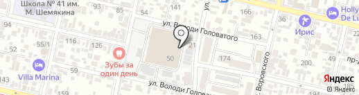 CNC-pro на карте Краснодара