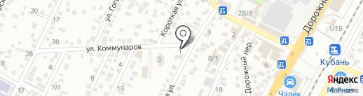 Проводов.нет на карте Яблоновского