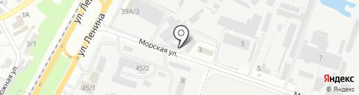 Строитель на карте Яблоновского