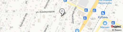 Oriflame на карте Яблоновского