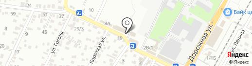 Торгово-монтажная компания на карте Яблоновского