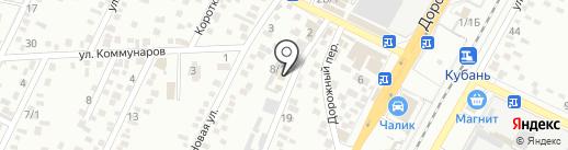 Стоматология на карте Яблоновского