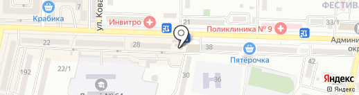 I mobile service на карте Краснодара