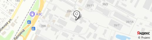 ВИВЭТ-ПАК на карте Яблоновского