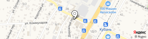 Tele2 на карте Яблоновского