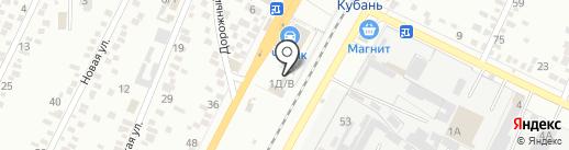 CarMoney на карте Яблоновского