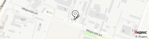 Актив Тандем на карте Яблоновского