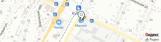 Монтажная компания на карте Яблоновского