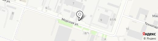 RedStone на карте Яблоновского