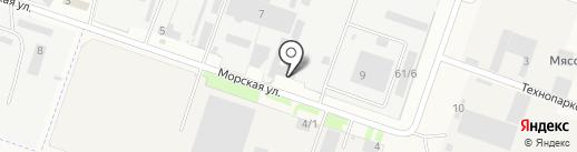 Show на карте Яблоновского