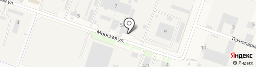 Стиль камня на карте Яблоновского