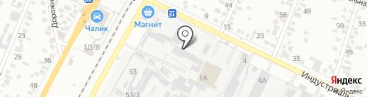 Торговая фирма на карте Яблоновского
