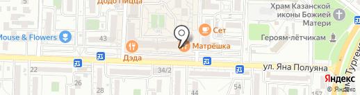 Nerzha на карте Краснодара