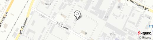 PLASTIKA OKON на карте Яблоновского