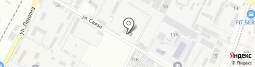 Современный интерьер на карте Яблоновского