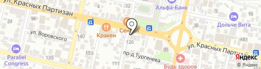 Prestige beauty на карте Краснодара