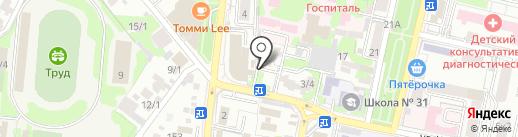 Dental Partner на карте Краснодара