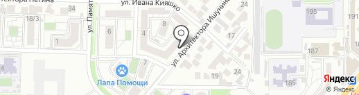 СТАР-Т на карте Краснодара
