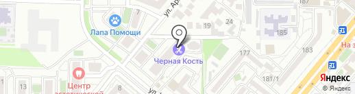 Beerёзка на карте Краснодара
