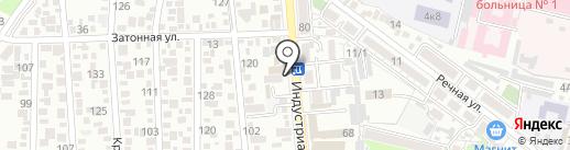 НЬЮ-ВИЖН на карте Краснодара
