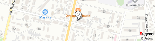 Адвокатский кабинет Черяпкина А.А. на карте Краснодара