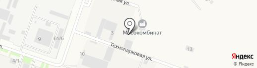 Риновуд на карте Яблоновского