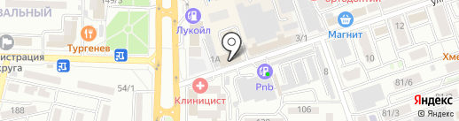 Ультра-Профи на карте Краснодара