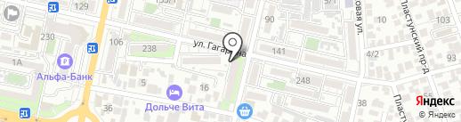 Магазин разливного пива на карте Краснодара