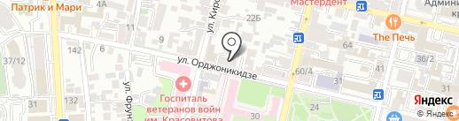 Юлиус Майнл Руссланд на карте Краснодара