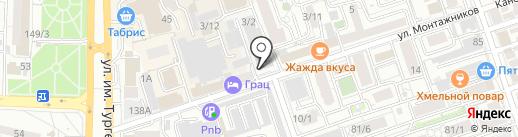 СиЭс Медика Кубань на карте Краснодара