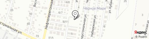 Строящиеся объекты на карте Яблоновского