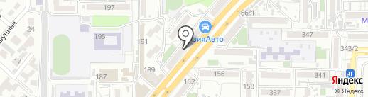 Магазин обуви на карте Краснодара