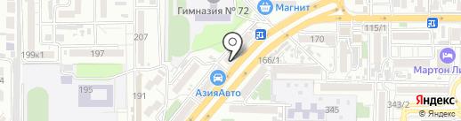 Bon Bon на карте Краснодара