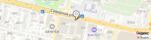 Keramag design на карте Краснодара