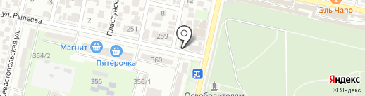 EVGENY DANILOV JEWELLERY на карте Краснодара