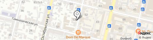 MAGic HALL на карте Краснодара