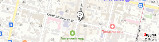 MR.COFFEE на карте Краснодара