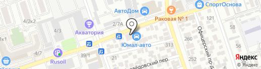 Управление пожарными рисками на карте Краснодара