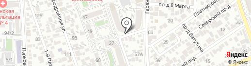 Mix look на карте Краснодара