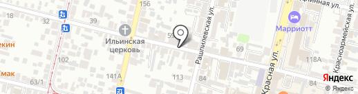 Prosecco на карте Краснодара