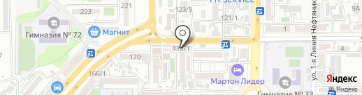 РЕМсервис на карте Краснодара