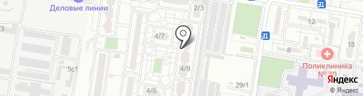 Butic Buton на карте Краснодара