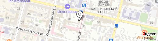 АйТиГрупп на карте Краснодара